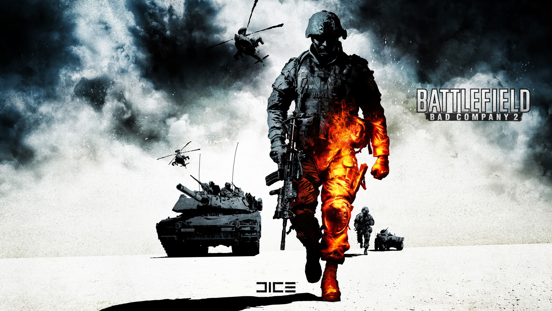 Battlefield bad company wallpaper - photo#2