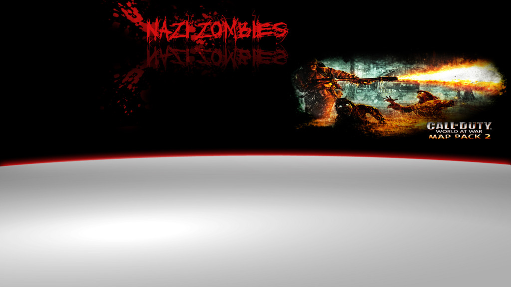black ops nazi zombies wallpaper. call of duty lack ops