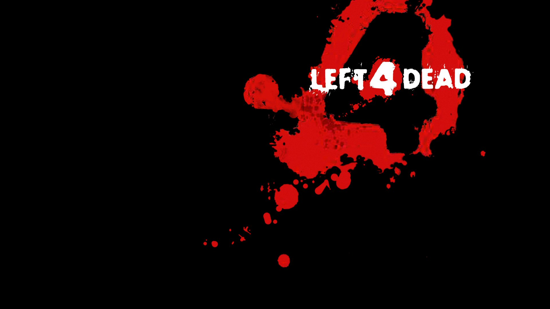 Left 4 Dead 001. Submitted by Jae Brav. NXE L4D Large Logo